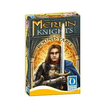 Merlin - Knights of the Round Table Expansion 2