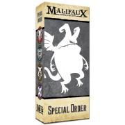 Malifaux 3E - Arcanists - Elijah Borgmann & Firebranded (Edition Limitée)