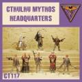 Dust - Cthulhu Mythos Headquarters 0