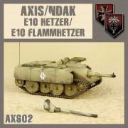 Dust - E10 Hetzer/Flammhetzer