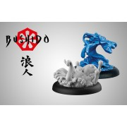 Bushido - Temple of Ro-Kan - Lesser Kami's of the Morning Dew
