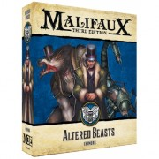 Malifaux 3E - Arcanists - Altered Beasts
