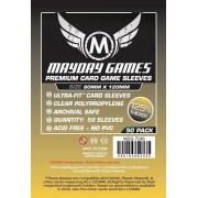 Card Game Sleeves - 80x120mm - 50p