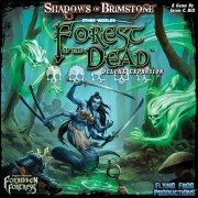 Shadows of Brimstone – Forbidden Fortress: Forest of the Dead Deluxe Other World Expansion