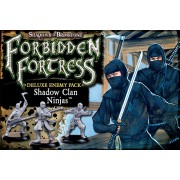 Shadows of Brimstone – Shadow Clan Ninja Deluxe Enemy Pack Expansion