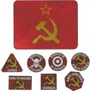 Team Yankee - Soviet Token Set