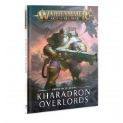 Age of Sigmar : Battletome - Kharadrons Overlords (Rigide)
