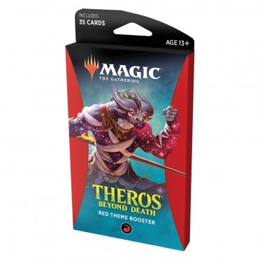Magic the Gathering : Theros Beyond Death – Booster à Thème - Rouge