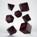 Cyberpunk Red RPG Dice Set 0