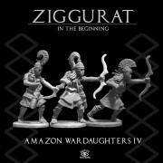 Ziggurat: Amazon Wardaughters 4