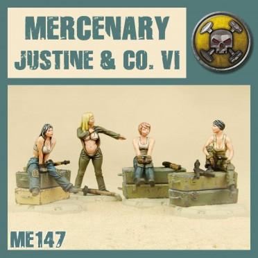 Dust - Justine & Co VI