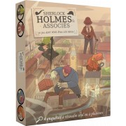 Sherlock Holmes et Associés : Le Jeu Dont Vous Etes Le Héros