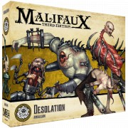 Malifaux 3E - Outcasts - Desolation