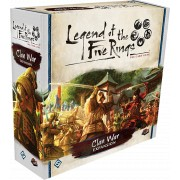 Legend of the Five Rings : The Card Game - Clan War