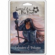 Legend of the Five Rings : The Card Game - Defenders of Rokugan