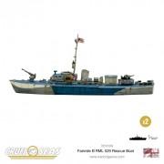 Cruel Seas: Fairmile B RML 529 Rescue Boa