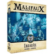 Malifaux 3E - Arcanists - Cold as Ice