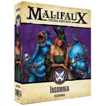 Malifaux 3E - Neverborn - Insomnia