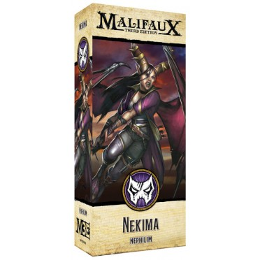 Malifaux 3E - Neverborn - Alt. Nekima