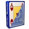 Jeu de 54 cartes Modiano format poker - Bleu foncé 1