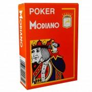 Modiano Orange - 4 coins jumbo