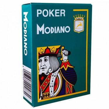 Modiano Vert  - 4 coins jumbo