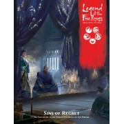 Legend of the Five Rings Roleplaying - Sins of Regret