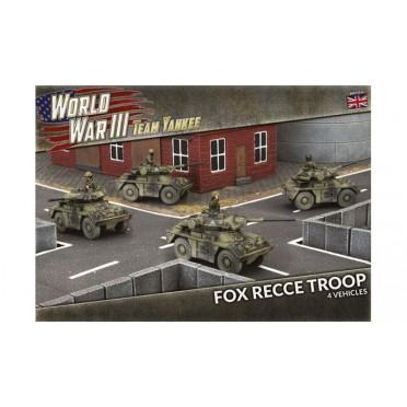 Team Yankee - Fox Recce Troop