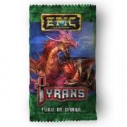 Epic Card Game - Tyrants : Draka's Rage Expansion