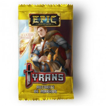 Epic Card Game - Tyrants : Marku's Command Expansion