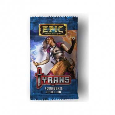 Epic Card Game - Tyrants : Helion's Deceit Expansion