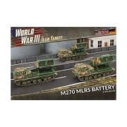 Team Yankee - M270 MLRS Battery