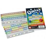 Qwixx Gemixxt : Zusatzblöcke