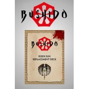 Bushido Risen Sun: Deck de Remplacement The Descension