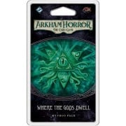 Arkham Horror : The Card Game - Where the Gods Dwell