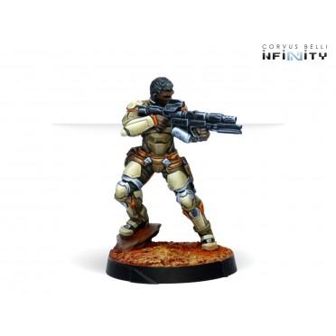Infinity - Haqqislam - Namurr Active Response Unit (Spitfire)