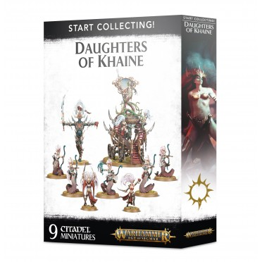 Age of Sigmar : Start Collecting - Daughters of Khaine