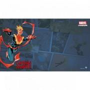 Marvel Champions : Captain Marvel Game Mat