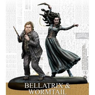 Harry Potter, Miniatures Adventure Game: Bellatrix & Queue de Ver