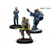 Infinity - Dire Foes Mission Pack Alpha: Retaliation