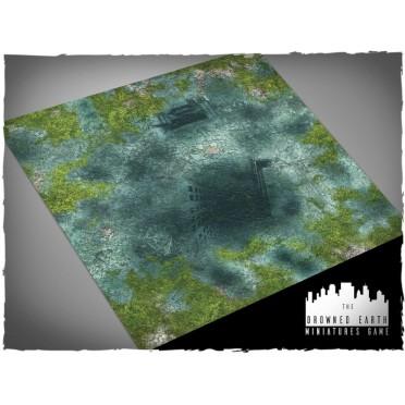 Terrain Mat Mousepad - Drowned Earth - 90x190