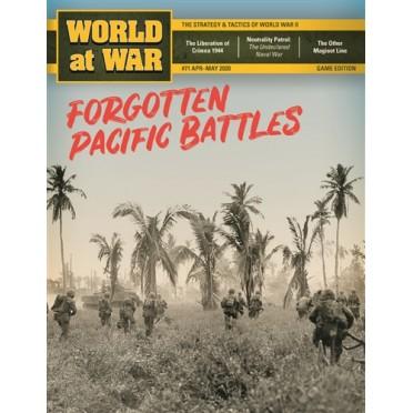 World at War 71 - Forgotten Pacific Battles