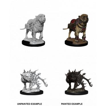 D&D Nolzur's Marvelous: Mastif & Shadow Mastif