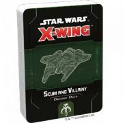 Star Wars X-Wing: Scum and Villainy Damage Deck