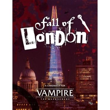 Vampire: The Masquerade - The Fall of London
