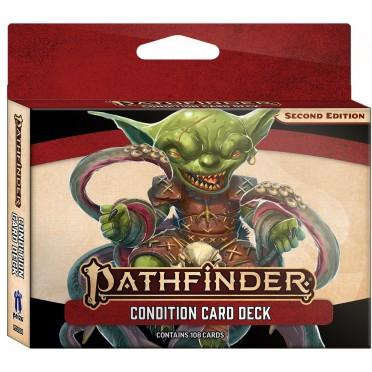 Pathfinder Second Edition - Condition Card Deck