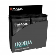 Magic The Gathering : Boite de 12 Boosters Collector Ikoria Lair of Behemoths