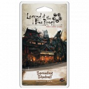 Boite de Legend of the Five Rings- The Card Game : Spreading Shadows