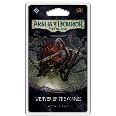 Arkham Horror : The Card Game – Weaver of the Cosmos