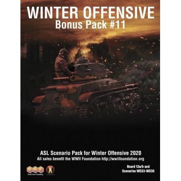 ASL - Winter Offensive : Bonus Pack 11 (2020)